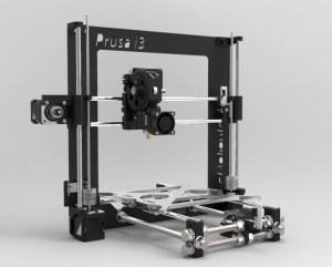 A version of the PRUSA I3