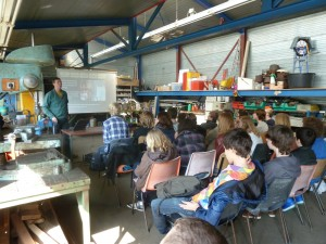 Lezing waterzuivering